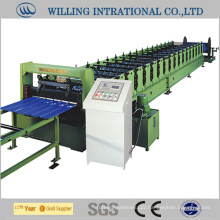 Hot Galvanized Steel Wall Metal Cold Rolled Forming Machine