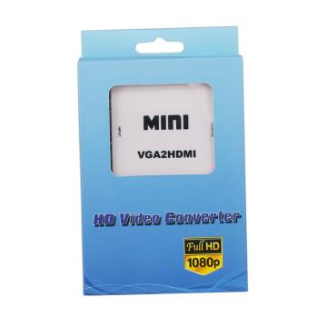 Convertisseur de commutation VGA et HDMI