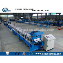 Hot Selling Corrosion Proof Bemo GI Toile Tile Roll Production Line / Roll Machine formatrice