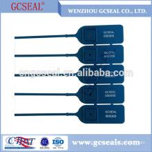 230 mm chinês produtos atacado pendurar tag com selo de plástico
