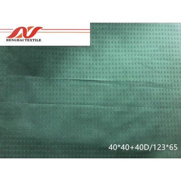 Dark green square 40*40+40D/123*65 137cm 122g