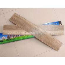 4.0mm moderner Luxusvinylbodenbelag / hölzerner Planken-Plastikbodenbelag