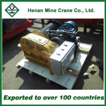China Winch eléctrico precio de la velocidad de la mina de elevación rápida Winch