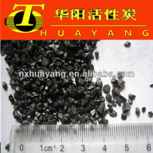 F.C 90-95% calcined anthracite coal (ECA) for steel industry