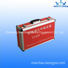 Aluminum Alloy Fire Protected Material Storage Box for Eebd