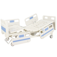 New Model Five Functions ICU Electric Hospital Bed