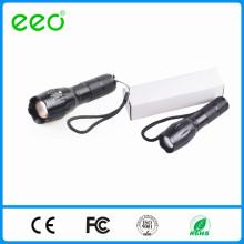 Lampe de poche rechargeable portable à LED 5W Torch / LED