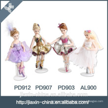 porcelain dolls in handmake