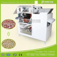 Machine à peler au cacahuète, Machine à repasser aux amandes