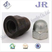 Porcas de cone banhadas ts16949 iso9001