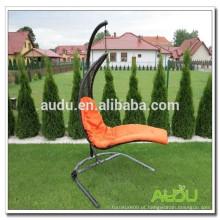 Cadeira de balanço do pátio de Audu, cadeiras do balcão do jardim do pátio