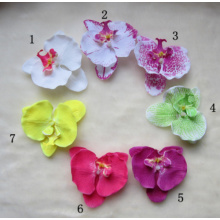 High Quality Baby Headband Flower Baby Simple Phalaenopsis Flower Style Baby Hair Accessories