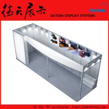 Barraca barata branca da cabine da foto do alumínio de 3x6m Shanghai
