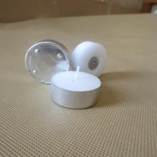 Low price No Candela Tealight a base di cera Drip Pure