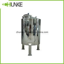Stainless Steel 304 Sterile Water Storage Tank for Water Treatment