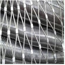 Stainless Steel Wire Rope Mesh Netting