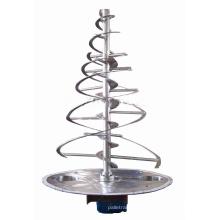 Energiesparende Mischmaschine für Pulver und Flüssigkeit