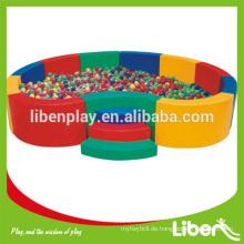 Billige Soft-Play-Ball-Pools für Kinder mit hoher QualitätLE.QC.017 Qualität gesichert