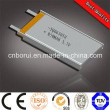 Top Qualität Marke China Hersteller 602535 500 mAh Lithium Polymer Batterie 3,7 V Akku