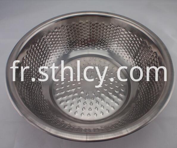 Stainless Steel Deep Bowl