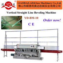 Manual/MCU/PLC Control System for Option Glass Beveling Edging Machine