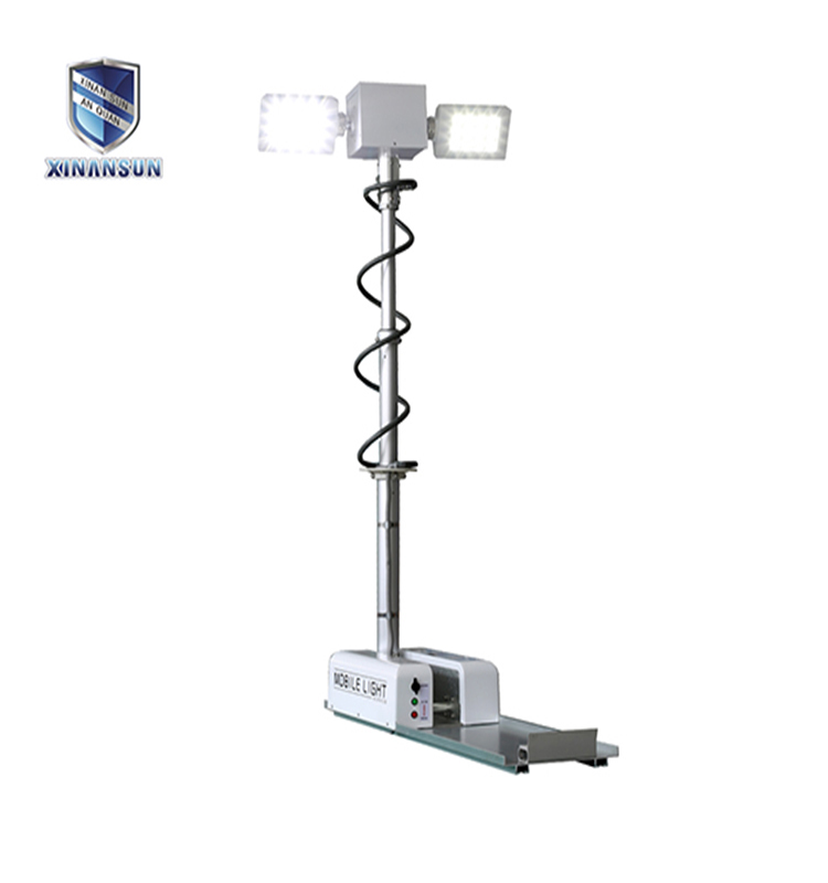 Scan Light Tower