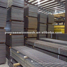 GB700-88 Stahlgitterpresse Fertigung