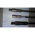Hydraulic grip technology rebar splice connector