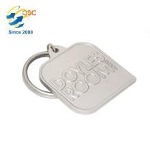 Porte-clés personnalisé fait sur commande en métal promotionnel d'anniversaire de style de la Chine