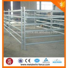 2016 China fornecedor metal usado cavalo cerca de trilho