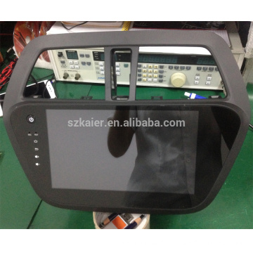 Factory OEM 2 din Android 8 Auto Radio Touch screen DVD player for Suzuki Scross IPS Screen with TV box Wifi 4G