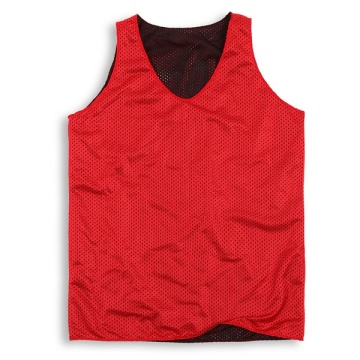 Maillot de basket sans manches sublimation professionnel
