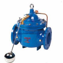 Válvula de control de flotador de agua remota 100X