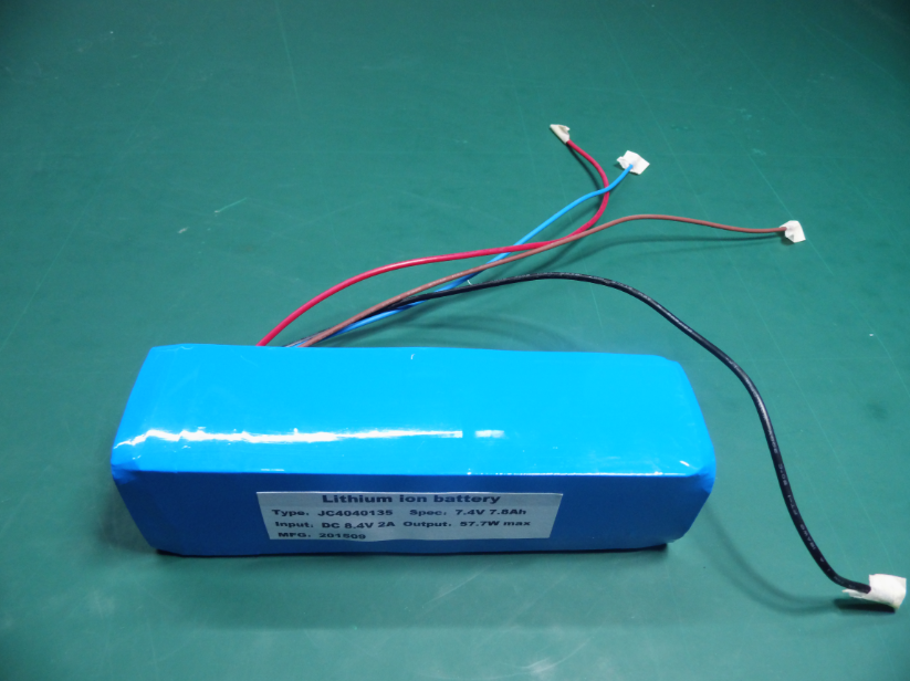 Rechargeable Li Ion Battery