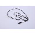 Collar de diseño especial de la joyería de moda cadena de acero inoxidable BSL004-2
