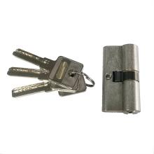 Cilindro de núcleo de cerraduras de puerta con llave de latón macizo