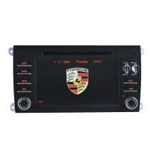 Spezieller Car Audio DVD Player für Porsche Cayenne mit GPS Navigation