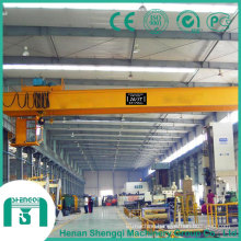 2016 Qd Model Overhead Crane with Hook Capacity 350/80 Ton