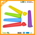 BPA free FDA approved silicone ice popsicle container