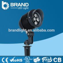 IP65 Alta calidad 7 * 1W 7W LED Jardín de luz, Jardín 7W luz LED, CE RoHS