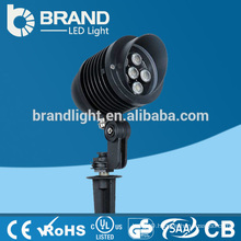 IP65 High Quality 7*1W 7W LED Garden Light,7W Garden LED Light,CE RoHS