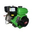 Cilindro simple, 4 tiempos, Enfriado por aire, Maquinaria agrícola Motor diesel para el modelo RZ170-FA TP