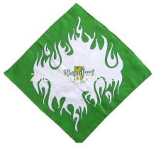 OEM produzieren kundengebundenen Entwurf Gedruckte Anzeige förderndes preiswertes Taschentuch