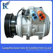 Auto compresor de la marca de fábrica denso 10pa17c para KIA CARNAVAL 2.7T OEM97701-2E300