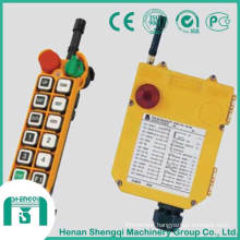 F24 Series Radio Remote Controller for Crane Application