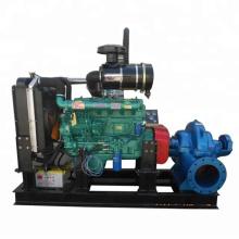 Bomba de água centrífuga acionada por motor diesel de grande fluxo série S