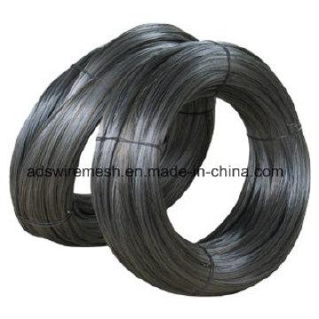 Fil de liaison en fer noir recuit (ISO9001)