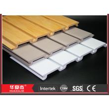 Pvc slatwall usado slatwall painéis pvc slatwall painel