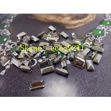 Pedras de cristal de tamanho pequeno pedras de fantasia para venda por atacado