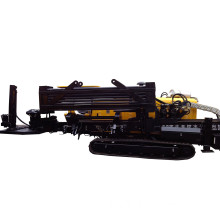 Horizontal Directional Drilling Machine with Auto Ground Anchor and Drill Pipe Feeder Hj-32t